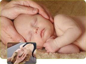 Osteopathie für Säuglinge